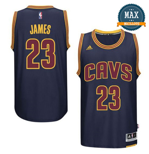LeBron James, Cleveland Cavaliers - Navy