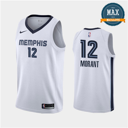 Ja Morant, Memphis Grizzlies - Association