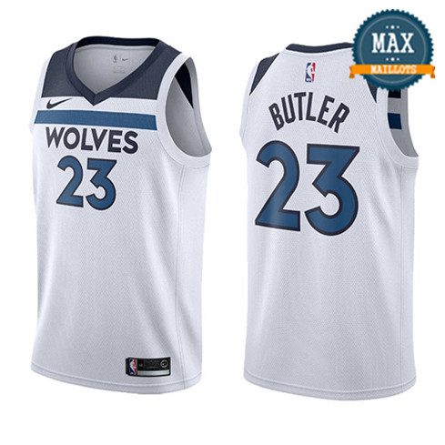Jimmy Butler, Minnesota Timberwolves - Association