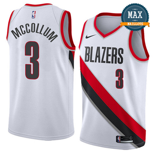 C. J. McCollum, Portland Trail Blazers - Association