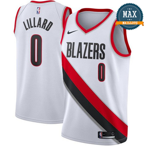 Damian Lillard, Portland Trail Blazers - Association