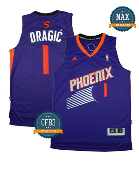 Goran Dragić, Phoenix Suns - Purple