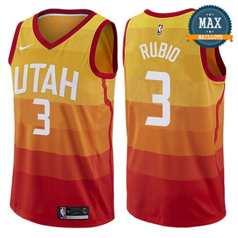 Ricky Rubio, Utah Jazz - City Edition