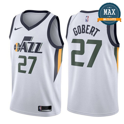 Rudy Gobert, Utah Jazz - Association
