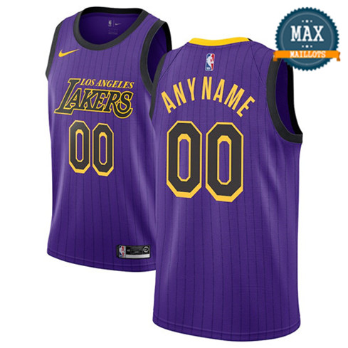 Custom, Los Angeles Lakers 2018/19 - City Edition