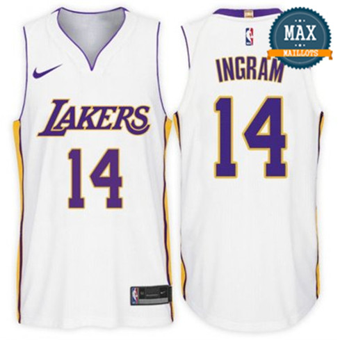 Brandon Ingram, Los Angeles Lakers - Association
