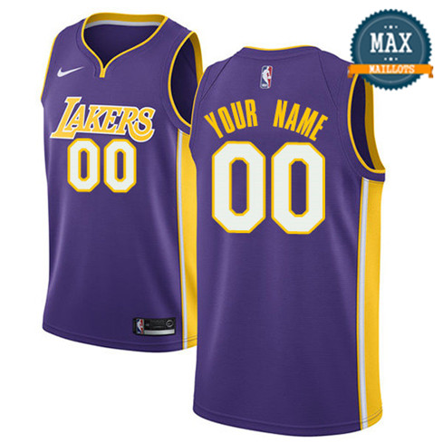 Custom, Los Angeles Lakers - Statement