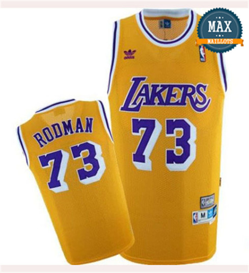 Dennis Rodman, Los Angeles Lakers [rétro]