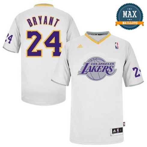 Kobe Bryant, L.A. Lakers - Christmas