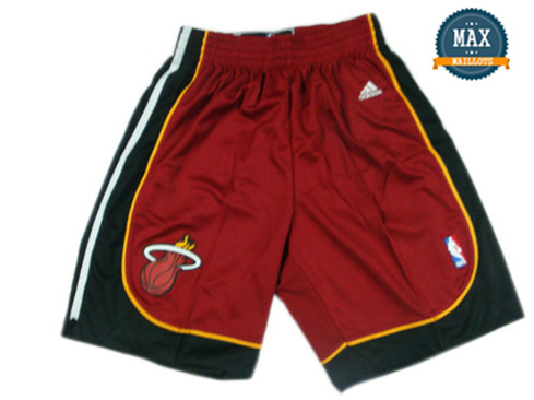 Pantalon Miami Heat [rouge]