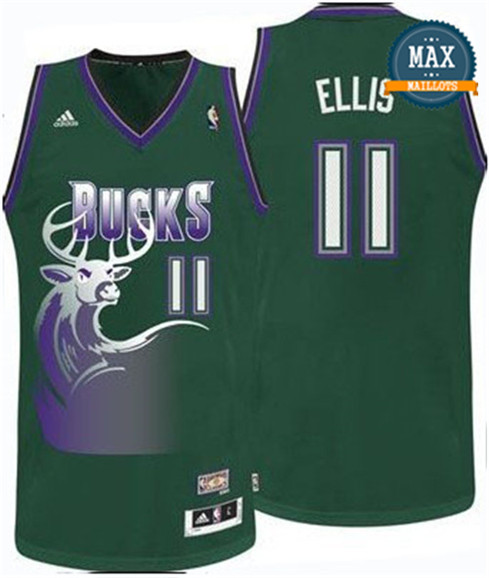 Monta Ellis, Milwaukee Bucks [RETRO]