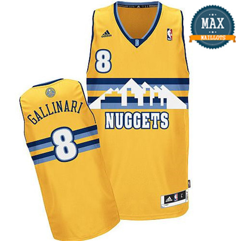 Danilo Gallinari, Denver Nuggets [jaune]