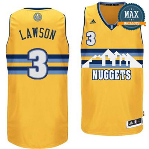 Ty Lawson, Denver Nuggets [jaune]