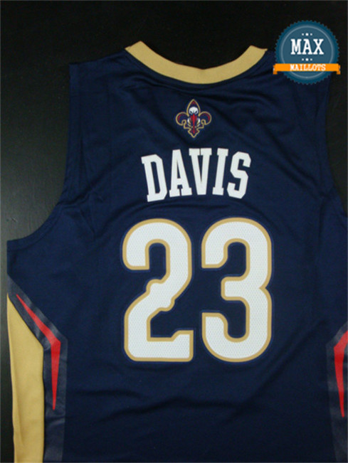 Anthony Davis, New Orleans Pelicans -bleu