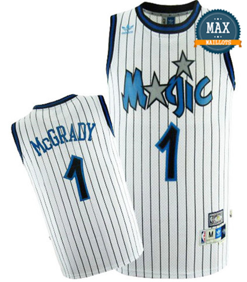 Tracy McGrady, Orlando Magic [Blanc]