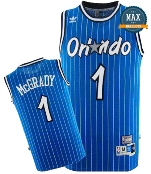 Tracy McGrady, Orlando Magic [Bleu]