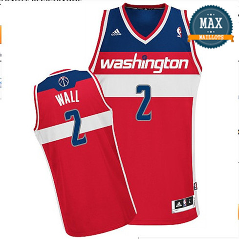 John Wall, Wizards de Washington [Route]