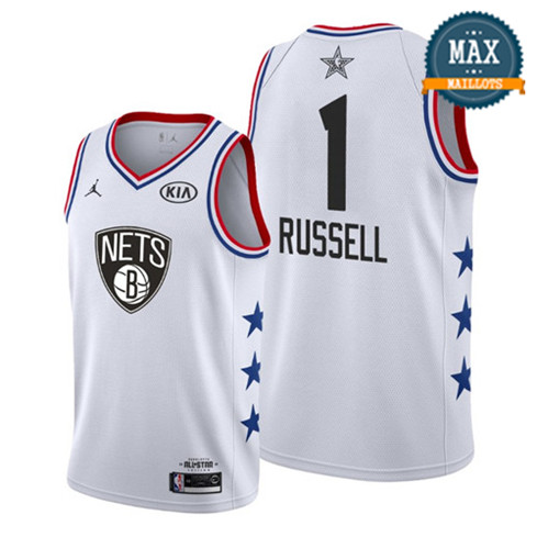 D'Angelo Russell - 2019 All-Star White