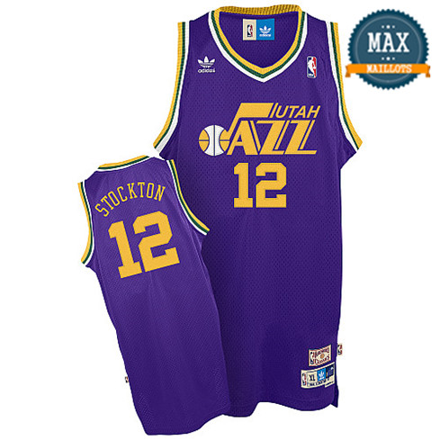 John Stockton, Utah Jazz [home]