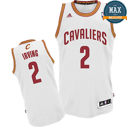 Kyrie Irving, Cleveland Cavaliers [blanc]