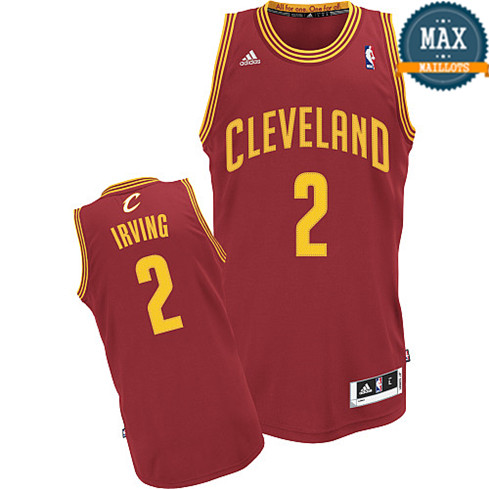 Kyrie Irving, Cleveland Cavaliers [Rouge]