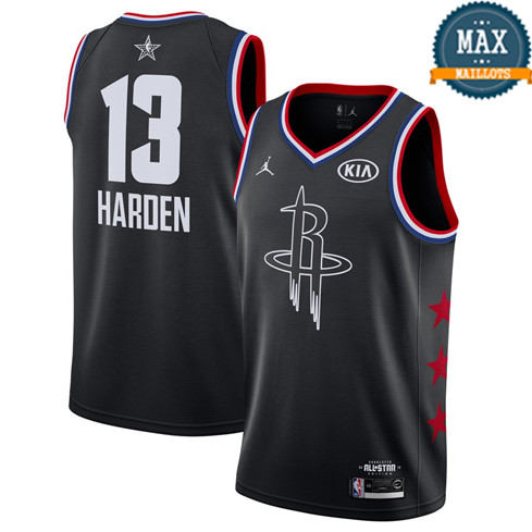 James Harden - 2019 All-Star Black