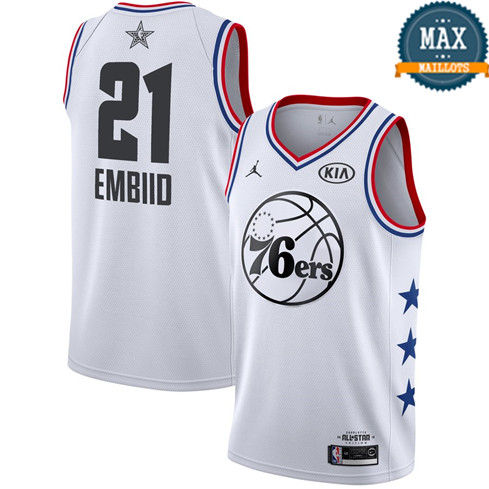 Joel Embiid - 2019 All-Star White