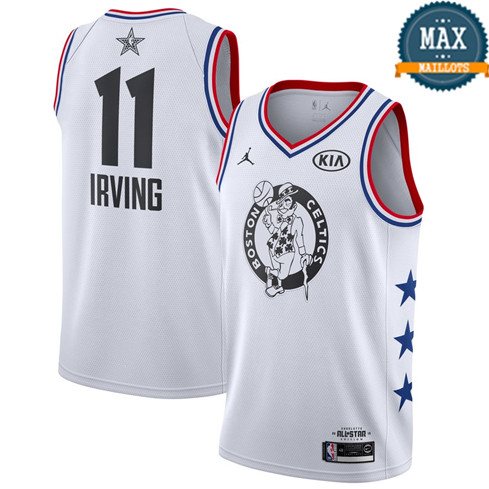 Kyrie Irving - 2019 All-Star White