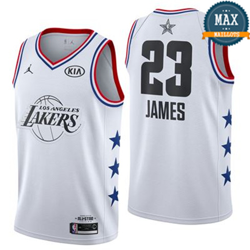 LeBron James - 2019 All-Star White
