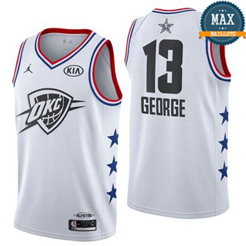 Paul George - 2019 All-Star White