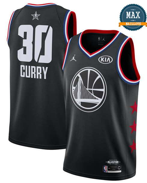 Stephen Curry - 2019 All-Star Black