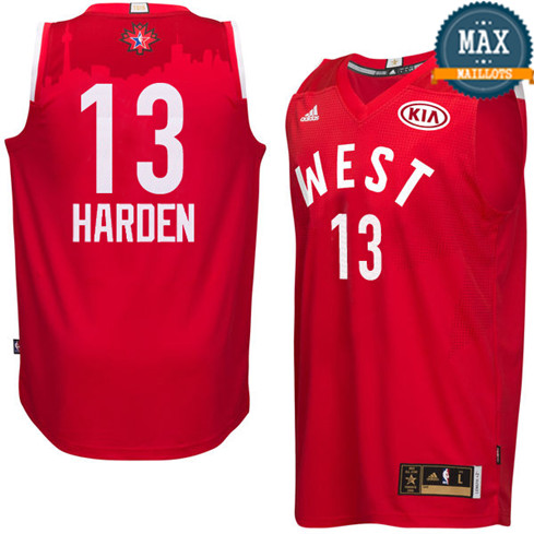 James Harden, All-Star 2016