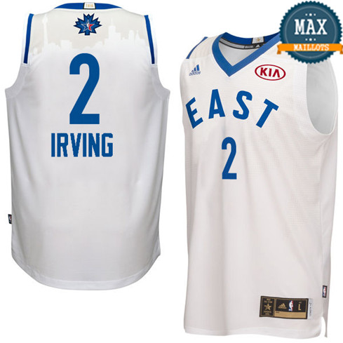 Kyrie Irving, All-Star 2016
