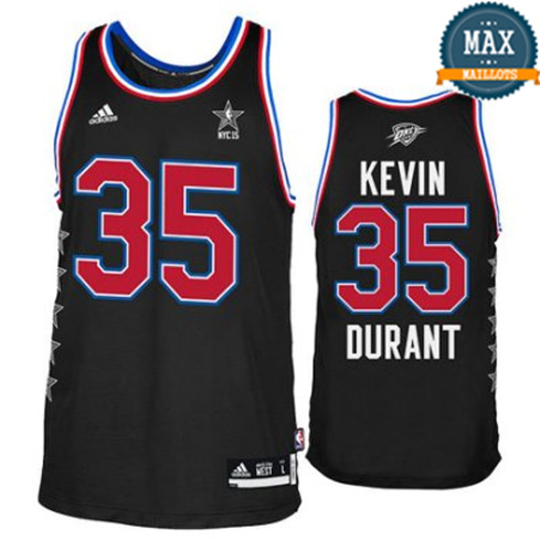 Kevin Durant, All-Star 2015