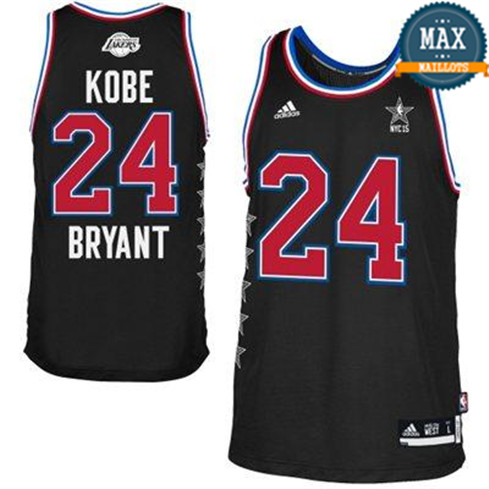 Kobe Bryant, All-Star 2015