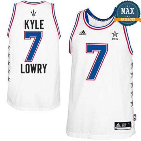 Kyle Lowry, All-Star 2015