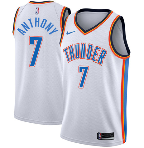 Carmelo Anthony, Oklahoma City Thunder - Association