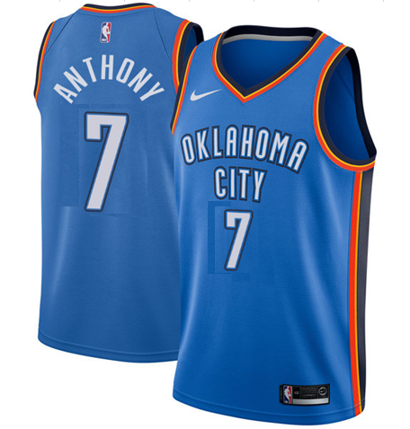 Carmelo Anthony, Oklahoma City Thunder - Icon