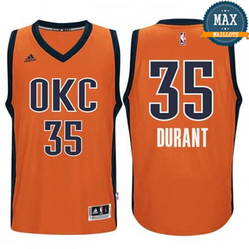 Kevin Durant, OKC Alternate - Sunset