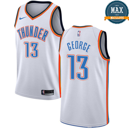 Paul George, Oklahoma City Thunder - Association