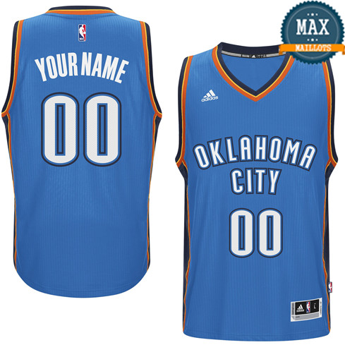 Custom, OKC Thunder [Blue]