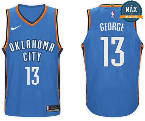 Paul George, Oklahoma City Thunder - Icon