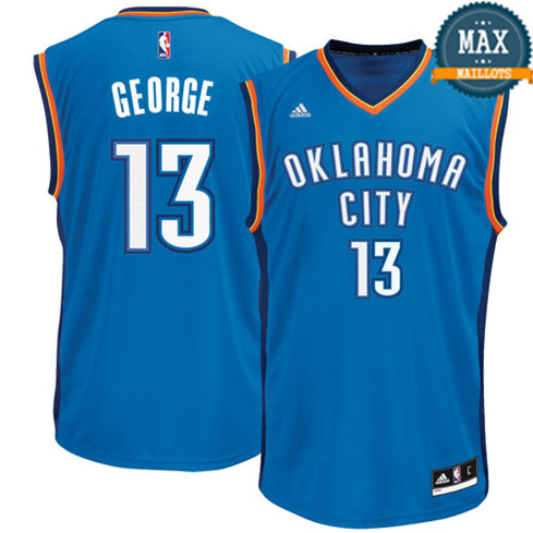 Paul George, Oklahoma City Thunder [Road]