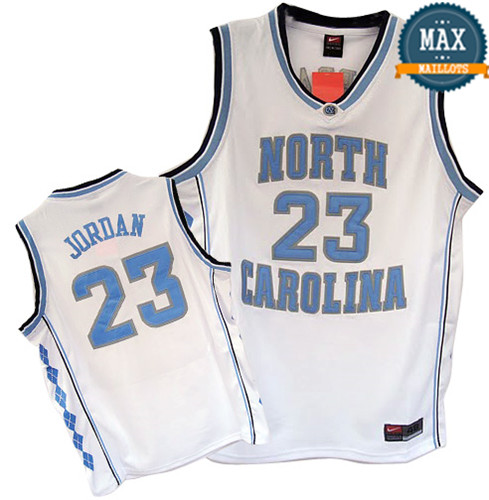 Michael Jordan, North Carolina [Blanc]