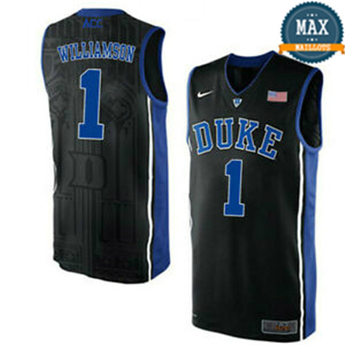 Zion Williamson, Duke Blue Devils [Black]