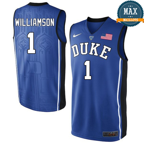 Zion Williamson, Duke Blue Devils [Blue]