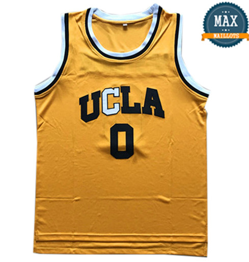 Russell Westbrook, UCLA Bruins [Yellow]