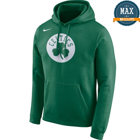 Sweat à capuche Boston Celtics