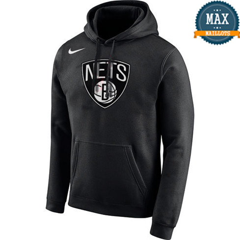 Sweat à capuche Brooklyn Nets