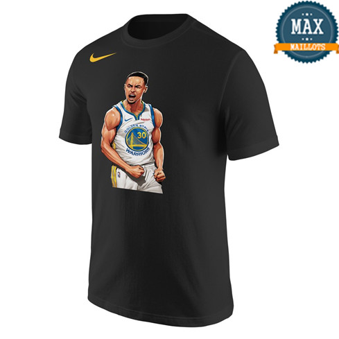 Golden State Warriors T-shirt - Stephen Curry